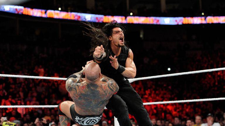 Roman Reigns will compete in Battleground's main event