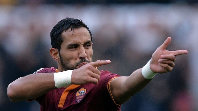 Mehdi Benatia: A threat to the Napoli defence, says Trevor