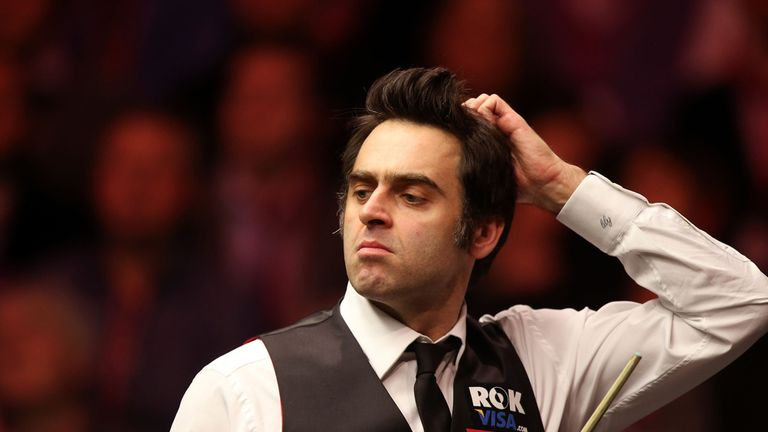 Ronnie O'Sullivan: Made mincemeat of John Higgins in Wales