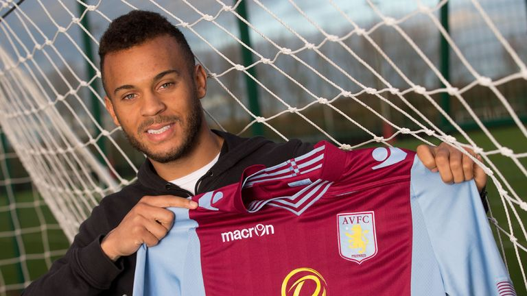 Ryan Bertrand: New Villa loan signing