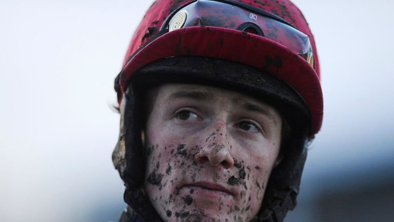 Sam Twiston-Davies: Ready to ride at Market Rasen