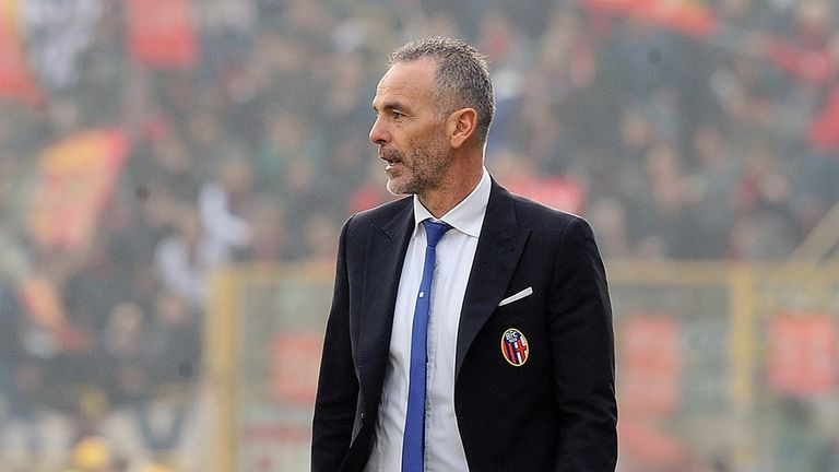 Stefano Pioli: New Lazio boss wants European football