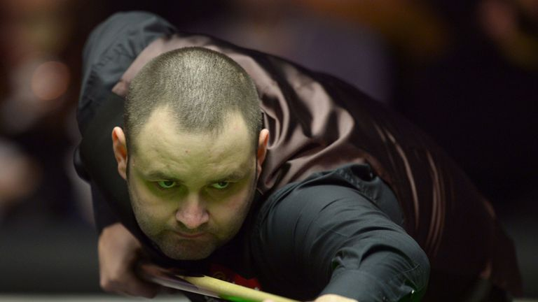 Stephen Maguire: Reeled off three frames to advance in Newport