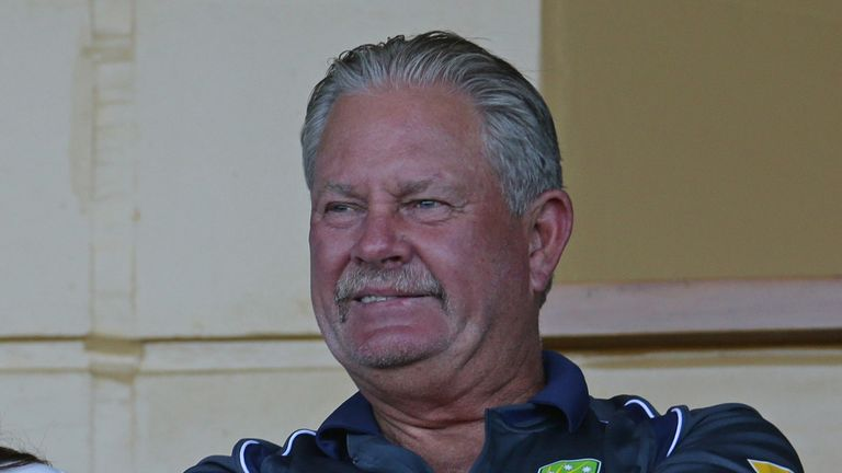 Steve Rixon: Unhappy with Cricket Australia