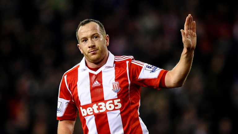 Charlie Adam: Stoke midfielder a target for Galatasaray