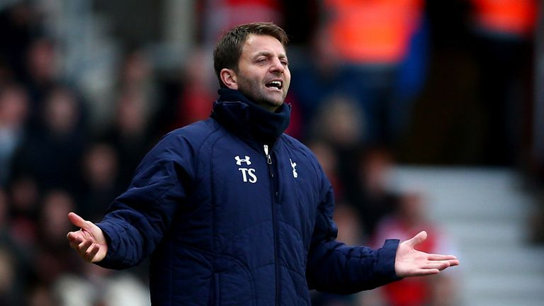 Tim Sherwood: Spurs will be under pressure if Liverpool win on Sunday