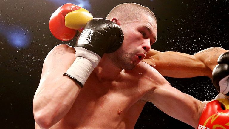 Tony Bellew: Looking forward to fighting as a cruiserweight