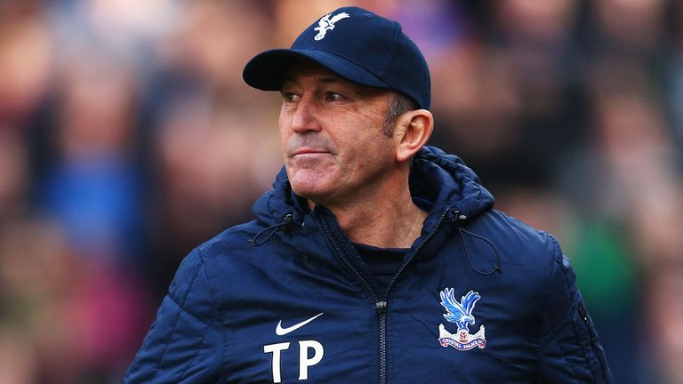 Tony Pulis: Disappointed following Crystal Palace's defeat