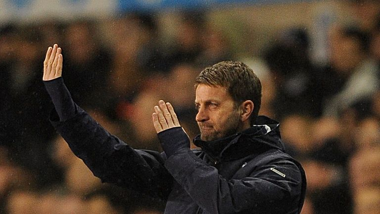 Tim Sherwood: Tottenham boss wants harsher penalties for feigning injury