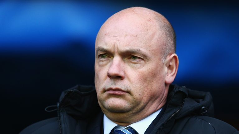 Uwe Rosler: Will try to follow Everton's lead when they face Arsenal