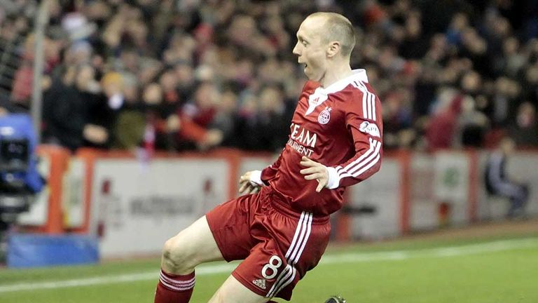 Willo Flood: Aberdeen midfielder has been in great form this season