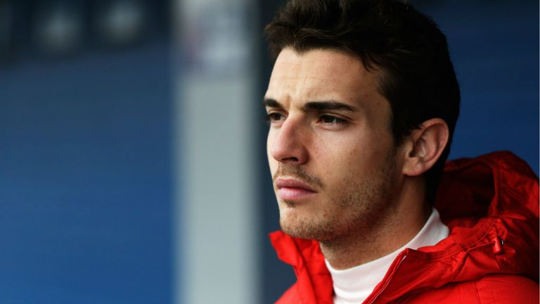 Jules Bianchi: Is he destined for a future in a more famous red?