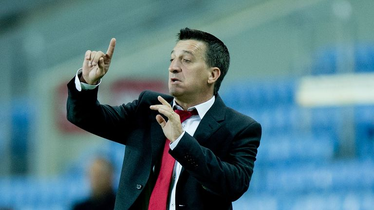 Gibraltar head coach Allen Bula has been unstinting in his efforts for his home country