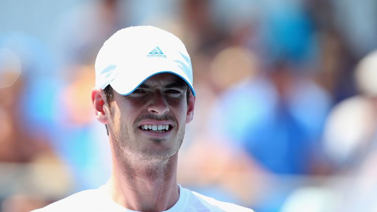 Andy Murray: Faces Feliciano Lopez in the third round