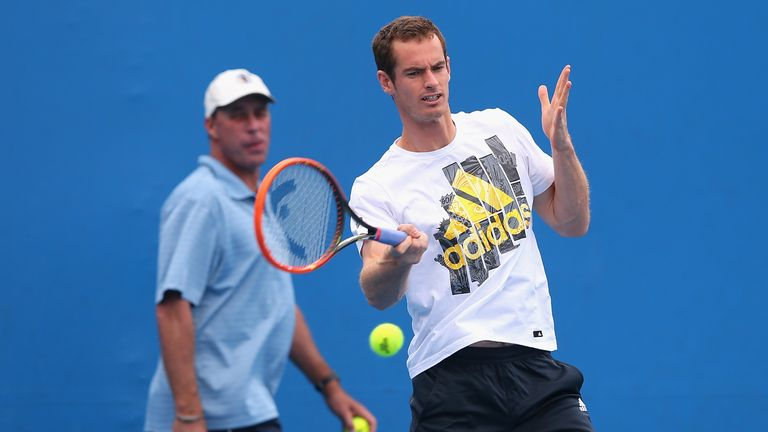 Andy Murray: No immediate plans to replace Ivan Lendl