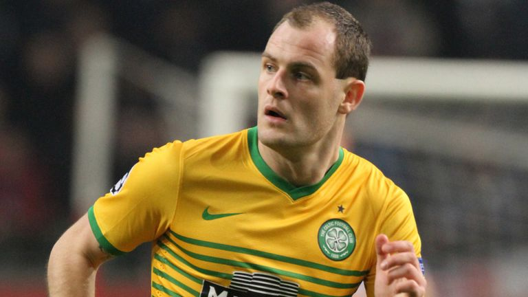 Anthony Stokes: Could line-up against his Celtic teammates