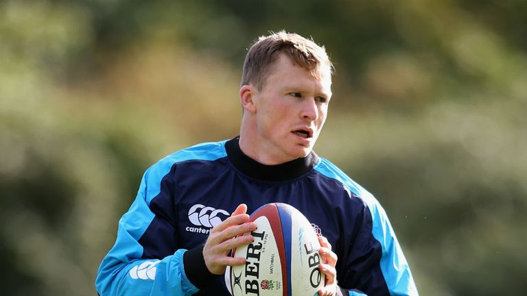 Chris Ashton: Backed again for England recall