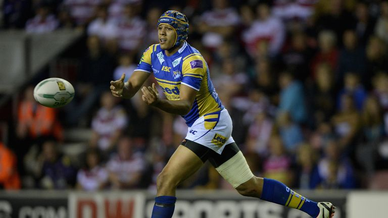 Ben Jones-Bishop: Leaving Leeds Rhinos at end of season