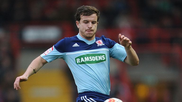 Andy Halliday: Winger ready to play in defence for Blackpool