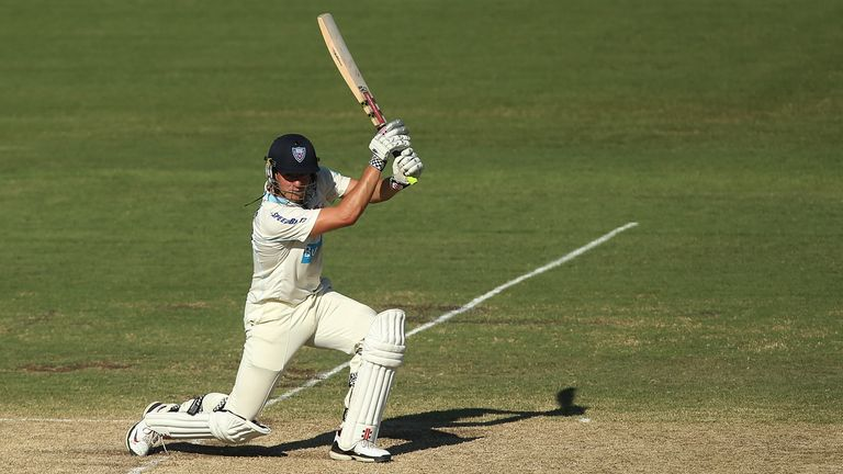 Moises Henriques: New South Wales all-rounder played three Tests in India last year
