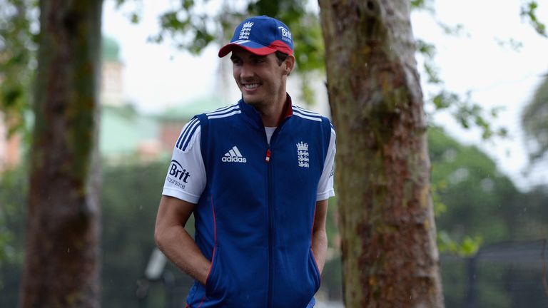 Steven Finn: England seamer returned home early from Australia tour