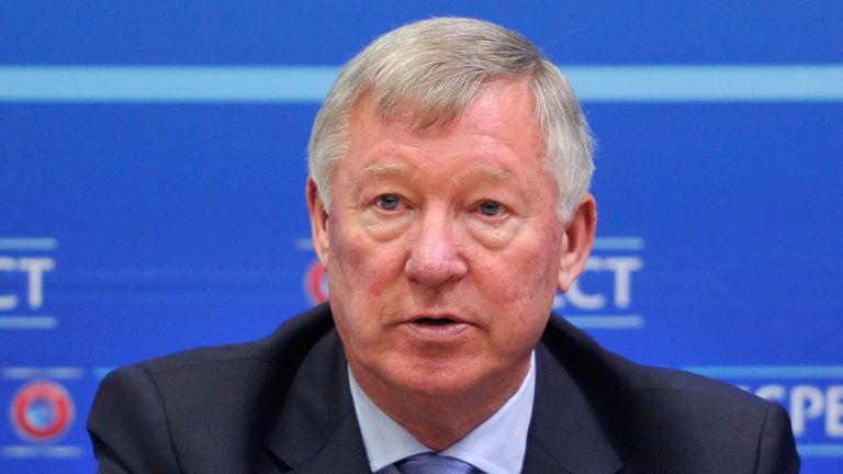 "Sir Alex Ferguson: Admits handling of David Moyes' sacking was ""upsetting"""