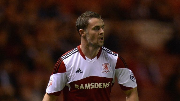 Frazer Richardson: Middlesbrough defender joining Ipswich