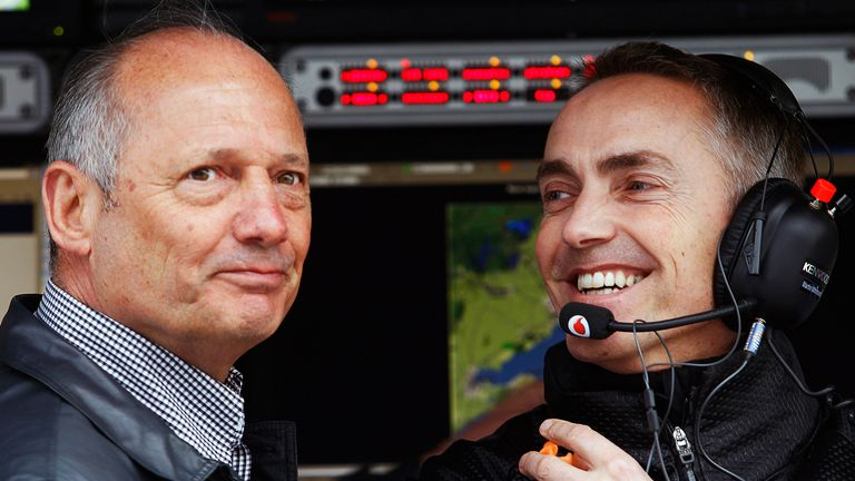 Ron Dennis' return is predicted to spell the end of Martin Whitmarsh at helm of McLaren's F1 outfit