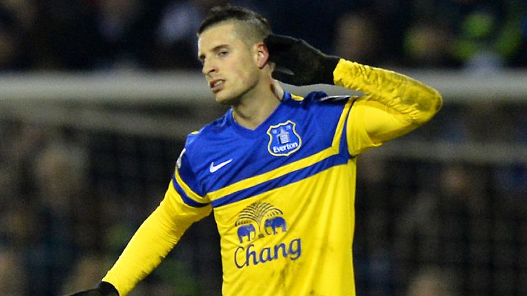 Kevin Mirallas: Everton winger wants to stop drawing games