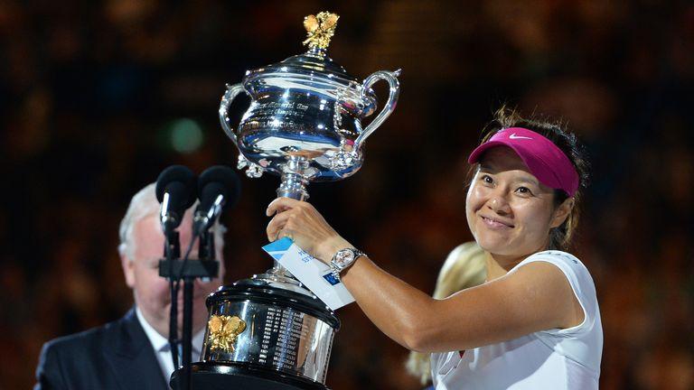 Li Na: popular winner in Melbourne