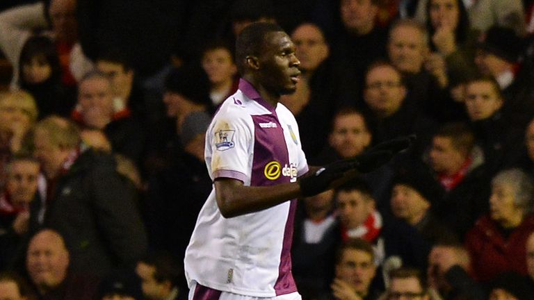 Christian Benteke: Happy with campaign