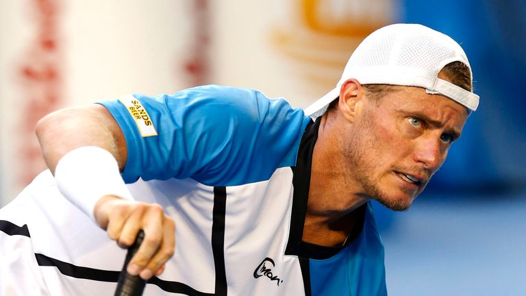 Lleyton Hewitt: Momentum carried him to a quarter-final spot