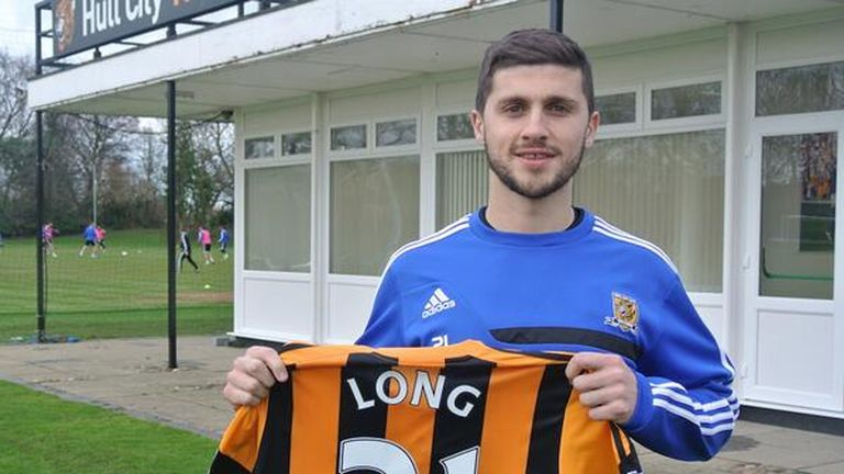 Shane Long: Ready for his Hull debut