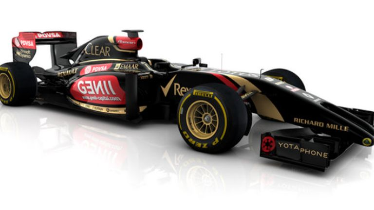 Introducing the Lotus E22