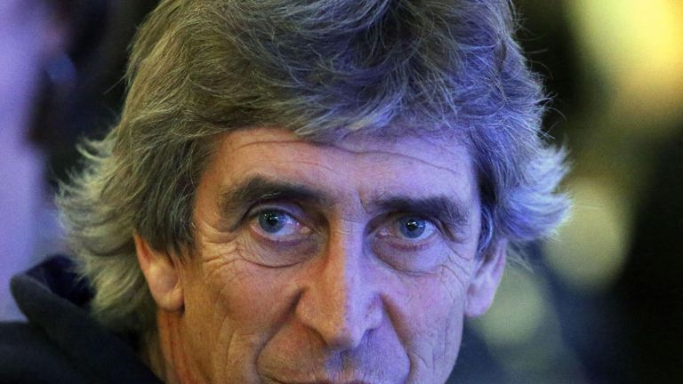 Manuel Pellegrini: Disagrees with big-money January moves