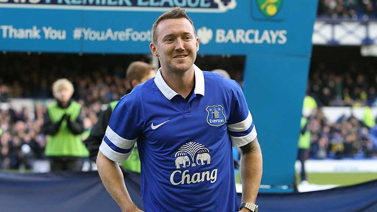 Aiden McGeady: Looking to get up to speed for Everton
