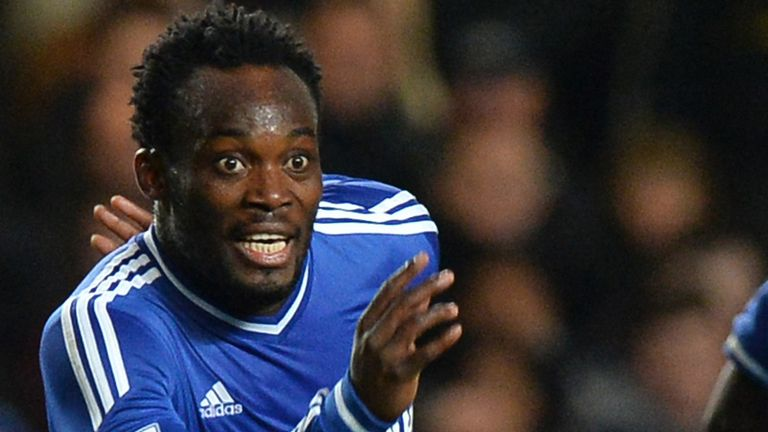 Michael Essien: Chelsea have reached agreement with AC Milan over transfer
