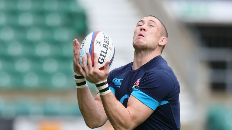 Mike Brown: Was impressive form during last year's QBE Internationals