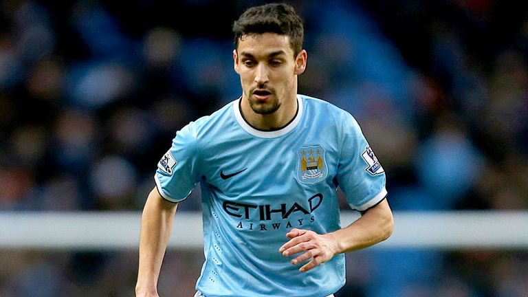 Jesus Navas: In optimistic mood ahead of Barcelona clash