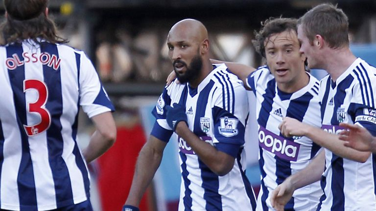 Nicolas Anelka: The Football Association will not appeal against the five-match ban