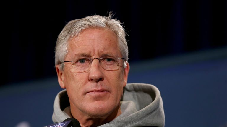 Pete Carroll: Relishing Super Bowl clash with Denver Broncos on Sunday