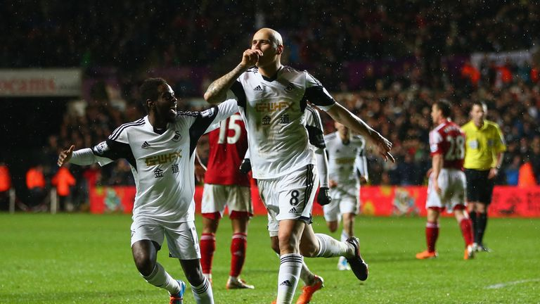 Jonjo Shelvey: Deflected strike made it 1-0