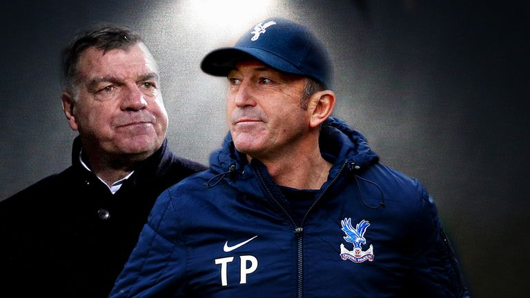 Sam Allardyce: Backs Tony Pulis to be named Manager of the Year