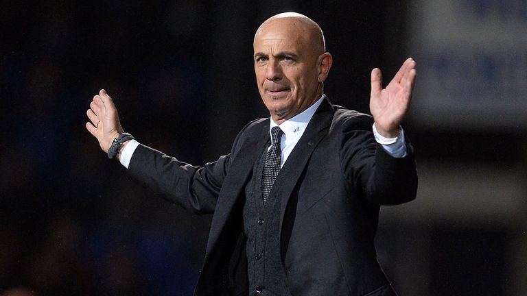 Beppe Sannino: Delighted to be through to fourth round of the FA Cup
