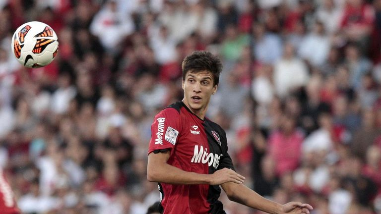 Santiago Vergini: Set to join Sunderland