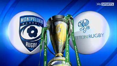 Montpellier v Treviso - Highlights