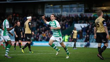 James Hayter: Agrees new deal