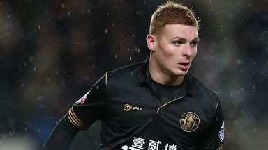 Fraser Fyvie: Wigan exit