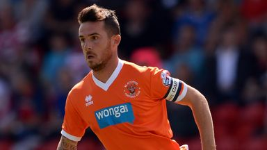 Barry Ferguson: Playing on through ankle injury