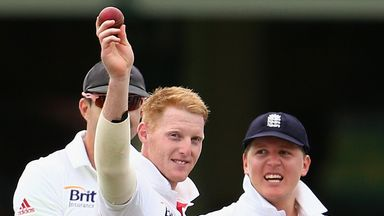 Ben Stokes: pick of England's bowlers on day one with figures of 6-99 in Sydney